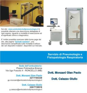 Brochure ambulatorio
